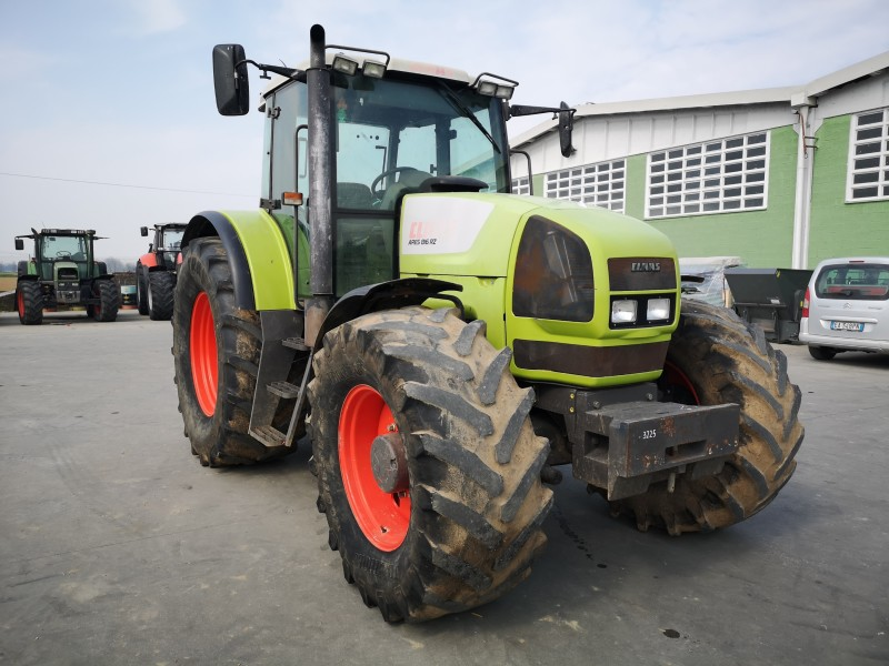 TRATTORE CLAAS ARES 816 RZ